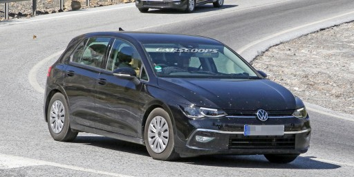 Новый Volkswagen Golf не приедет во Франкфурт
